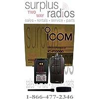 Icom F1000D 01 IDAS Digital VHF 5 watt 16 channel 136-174 MHz Radio Security