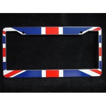 Amazon.com: Car License Plate Holder/Frame : British