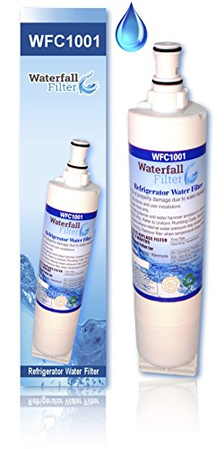 Whirlpool 4396510 Quarter Turn Cyst-Reducing Side-by-Side Compatible Water Filter - Refrigerator
