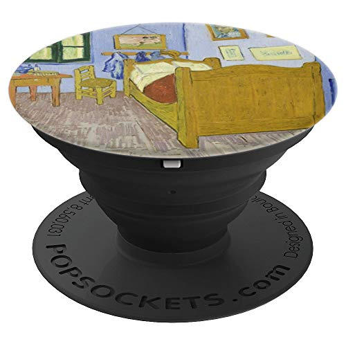 Van Gogh Bedroom Arles - Vincent Van Gogh Art and Gifts - PopSockets Grip and Stand for Phones and Tablets
