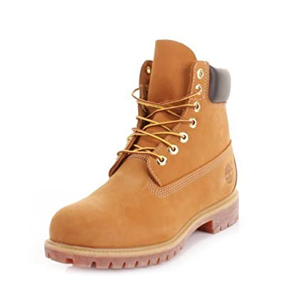 timberland homme cuir marron
