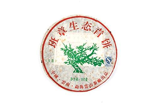 (2006 Banzhang Raw Pu-erh Tea Cake 357g)