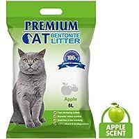 Premium Cat Bentonite Litter 5L Apple