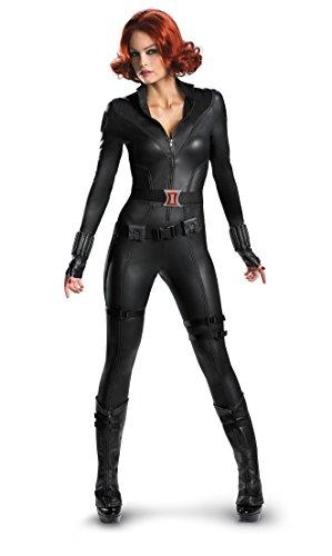 Avengers Black Widow Costume