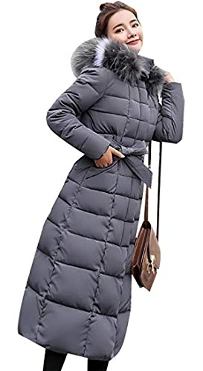 Winter Long Thicked Parka Womens Down Hooded Jacket Gocgt Puffer vZ4qwYx