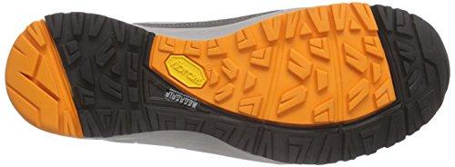 AKU Gea Low Gtx Ws - Zapatillas de senderismo Mujer Gris - Grau (GREY/LIGHT BLUE)