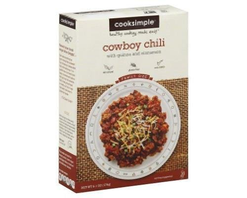 Cooksimple Cowboy Qunoa Chili by Cooksimple by Cooksimple