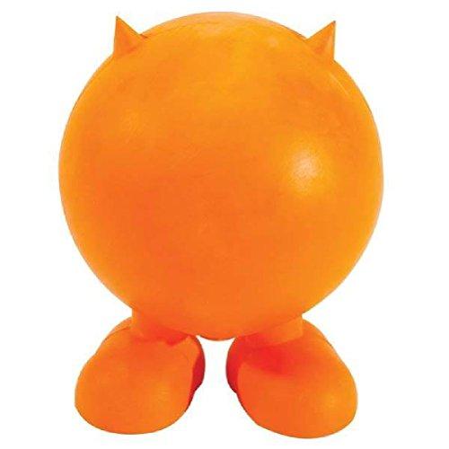 Bad Cuz Large Dog Toy (Good Cuz Bad Cuz Dog Toy Extra Tough Rubber Chew One Toy Colors Vary Choose Size)