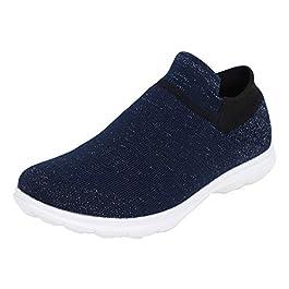 Catwalk Women Blue Flat Shoes Fashion Sandals