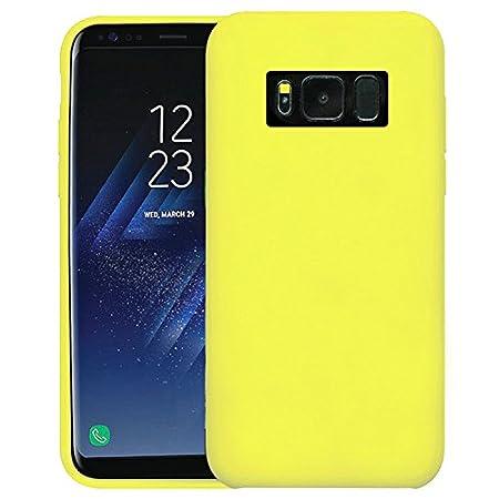 First2savvv verde Samsung Galaxy S8 PLUS Shock Assorbente Custodia, Samsung Galaxy S8 PLUS Case Custodia Shock-Absorption Bumper Cover e Anti-Graffio + pezza per pulire SJPT-S8P-C06G11 dtfgf001