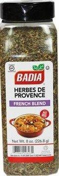 Badia Herbs De Provence 8 oz