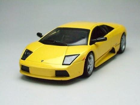 Serie Autoart 1 43 Lamborghini Murcielago Calle Amarillo Jap N