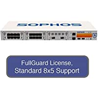 Sophos UTM SG 430 Security Appliance StandardProtect Bundle with 8 GE ports, FullGuard License, Standard 8x5 Support - 1 Year