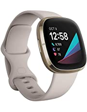 Fitbit Sense Advanced Smartwatch with Tools for Heart Health, Stress Management & Skin Temperature Trends