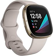 Fitbit Sense Advanced Smartwatch with Tools for Heart Health, Stress Management & Skin Temperature Tr
