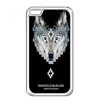Accesorios para Móviles,Marcelo Burlon Apple iPhone 6S Funda ...