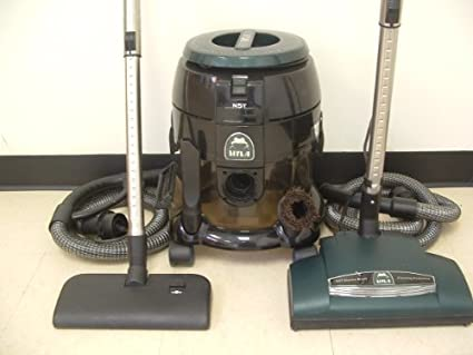 POWERFUL HYLA NST VACUUM WITH WATER FILTRATION AND BEST EVER POWER NOZZLE