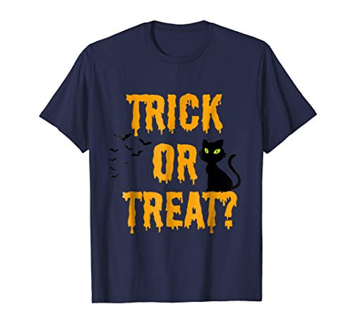 Trick Or Treat Halloween Costume T-Shirt Funny Gift