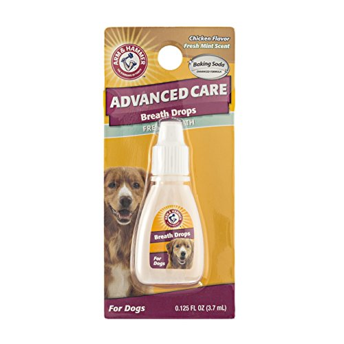 Arm & Hammer Advanced Care Breath Drops - Chicken Flavor - Fresh Breath Drops