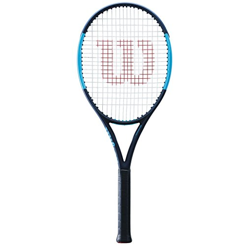 Wilson 2018 Ultra 100 Countervail Tennis Racquet - Quality String (4-1/4 Grip) - CV