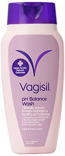 Vagisil Ph équilibre féminin
