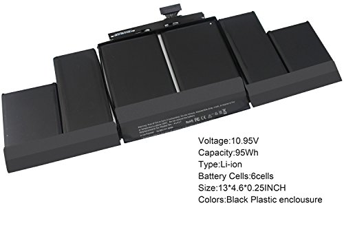 Best Battery For Macbook Pro 15 - 4