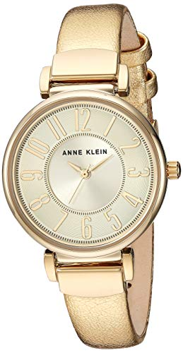 Anne Klein Dress Watch (Model: AK/2156CHGD)