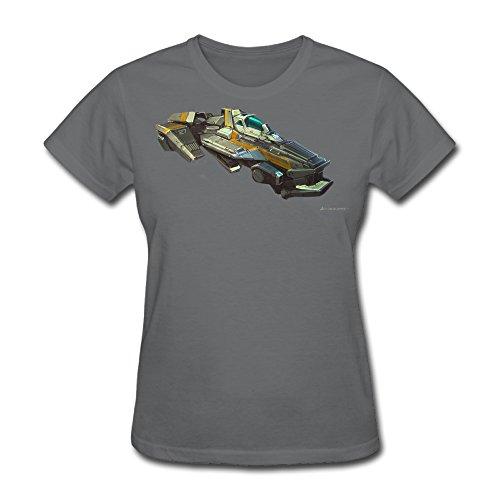 Captain America Cheap Ship - TAUYOP Women's Space Ships T-shirts DeepHeather XS