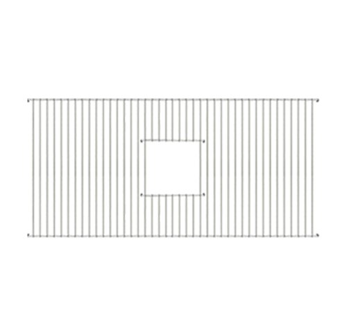 (Stainless Steel Kitchen Grid for Whitehaus Collection Sink)