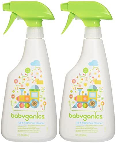 Babyganics Toy & Highchair
