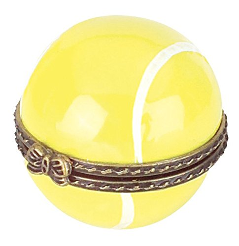 Tennis Ball Porcelain Limoge Box
