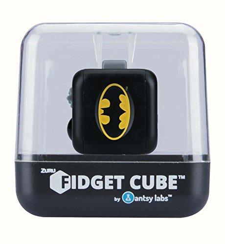 Zuru DC Comics Superhero Fidget Cube - BATMAN at Gotham City Store