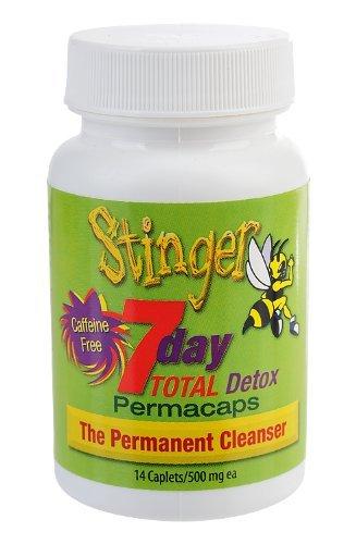 Stinger 7 Day Detox Caplets