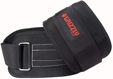 Grizzly Bear Hugger Belt 4-Inch