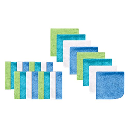 Luvable Friends Washcloths Assorted Colors product image