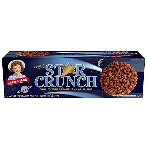 Little Debbie Star Crunch - 6 Pack