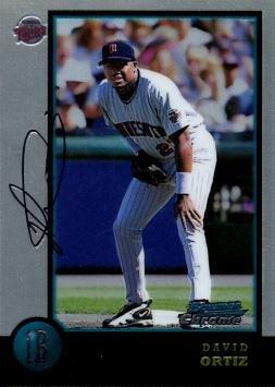 1998 Bowman Chrome Card - 1