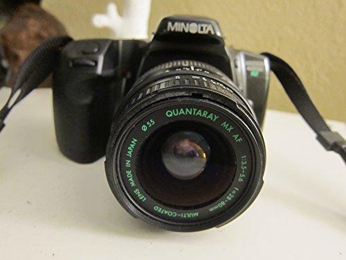 Minolta Maxxum RZ430si 35mm Auto Focus SLR Camera with 35-70