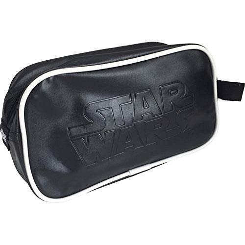 Star Wars Darth Vader la forza è forte lavaggio nero borsa da toeletta viaggio Pre Orden En Línea Tienda De Liquidación HJUFKP