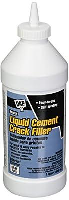 DAP 37584 Liquid Cement Crack Filler-Quart Bottle
