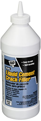 - Dap 37584 Liquid Cement Crack Filler-Quart Bottle