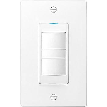 DewStop FS-325-W1 Adjustable Bathroom Fan Control and ...