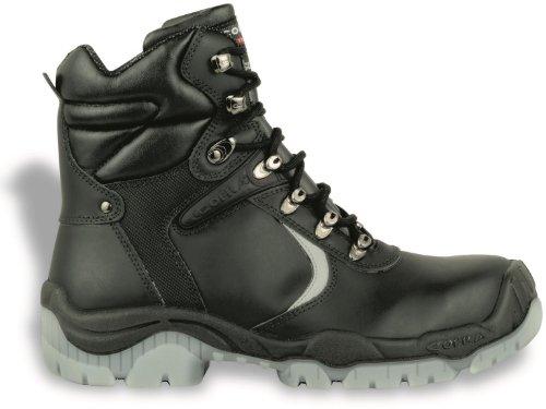 Cofra 31110-000.W44 Tampere S3 Ci SRC Chaussures de sécurité Taille 44 Noir