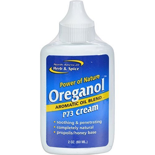 Oreganol Cream - NORTH AMERICAN HERB & SPICE OREGANOL CREAM, 2 FZ