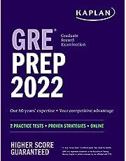 GRE Prep 2022: 2 Practice Tests + Proven Strategies + Online