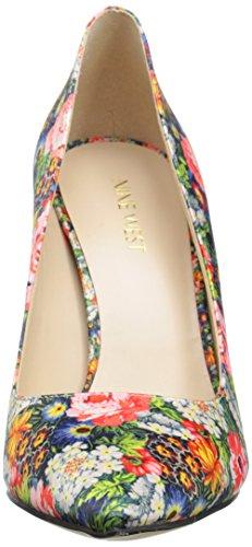 Nine West Nwtatiana20 - Schuh per damen Pink Floral Satin