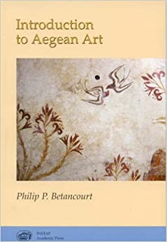 Book Introduction to Aegean Art
