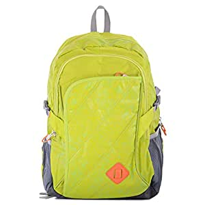 Aoking J47033A Backpack for Unisex - Nylon, Green