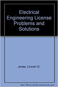 electrical engineering license problems  solutions lincoln  jones  amazon