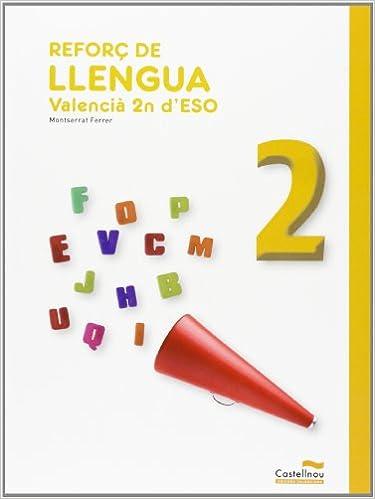 Reforç De Llengua. Valencià. 2N ESO - 9788483453834: Amazon ...